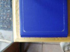 Creative Memories 12 X 12 Scrapbook Album Old Style, Blue