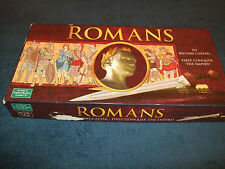 ROMANS-- FAMILY BOARD GAME ---BY THE GREEN BOARD GAME CO--2005-