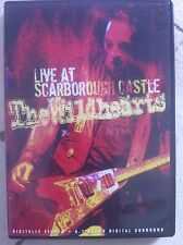 The Wild Hearts - Live at Scarborough Castle ~ British Rock Music Concert UK DVD