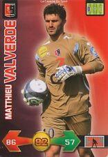 MATTHIEU VALVERDE # FRANCE US.BOULOGNE CARD CARTE PANINI ADRENALYN FOOT 2010