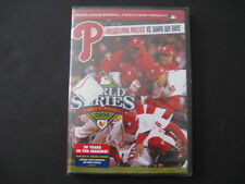 PHILLIES 2008 BASEBALL WORLD SERIES HIGHLIGHTS DVD