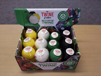 Presentation box holding 24 Twine balls, manufactured in the UK