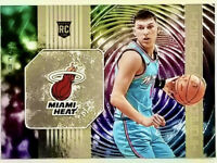2019-20 Panini Illusions Tyler Herro INSTANT IMPACT ROOKIE RC SP Miami Heat 🔥📈