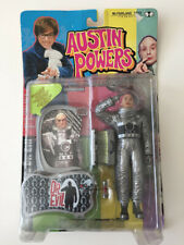 Austin Powers Dr Evil Moon Mission Action Figure Talking Base McFarlane SEALED