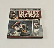 NFL - In Just One Play - UMD - PSP - DISC ONLY