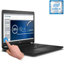 "Dell Latitude 7450 Ultrabook (14"" FHD Touch, Intel 5th i7, 512GB SSD, 16GB RAM)"