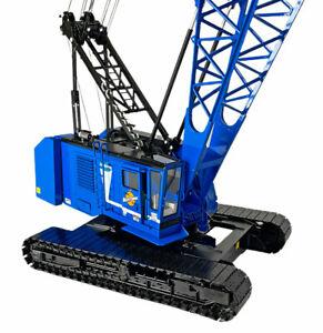 Manitowoc 4100W Crawler Crane - Lampson - Weiss Bros 1:50 Scale #WBR030-1203 New