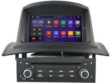 Android 8.1 Car GPS Navigation DVD Radio Stereo For  Renault Megane II 2002-2008
