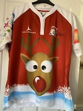 Olorum Christmas Rugby Shirt Size 2XL XXL