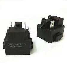 1PCS QPE2-A15MD3 Refrigerator Freezer Compressor PTC Starter Black