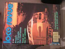 **k Loco Revue n°515 Diesel CC 65000 Atmofer et Carpena et Goupille