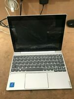 Lenovo Miix 320 10.1-Inch Laptop Intel Atom 2GB RAM For Spares and Repairs