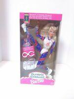 Vintage Mattel 1995 Olympic Gymnast Barbie Doll New in Box Atlanta 1996 (15123)