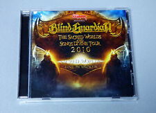Blind Guardian The Sacred Worlds and Songs Divine Tour 2010 Live in Wacken CD