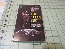 THE SATAN BUG BY IAN STUART   PULP ERA CRIME ACTION ADVENTURE
