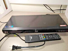 LG Blu-Ray 3-D Player W/ Remote Network 3d BluRay Disc player BD670