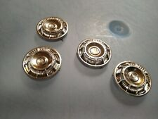 Amt Vintage 1962 Buick Chrome Wheel Parts Lot (A-63)