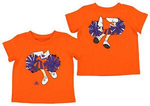 Adidas NBA Toddler Girls Phoenix Suns Dream Job Tee Shirt, Orange