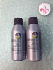 Pureology Hydrate Travel Set Shampoo & Conditioner 1.7 fl oz. each for Dry Hair