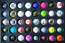 lot n°2 de 40 capsules de champagne avec plateau A VOIR !!!
