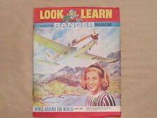 Look & Learn Magazine No 322 16th March 1968