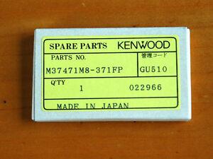 NOS Kenwood parts M37471M8-371FP Mitsubishi CMOS 8-bit microcontroller
