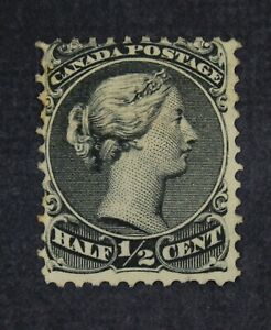 CKStamps: Canada Stamps Collection Scott#21 Victoria Unused NG