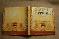 Sammlerbuch Herstellung, Geschichte alter Orientteppiche, Perserteppich, Knüpfen