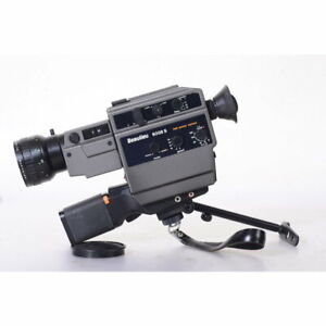 Beaulieu 6008S Super 8 Tonfilmkamera + Optivaron 1,4/6-70 ( Ersatzteillager )