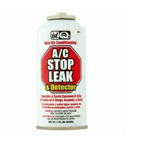 ID Quest LDS1 R134a A/C Stop Leak Sealer And Detector Self Sealing Can 3oz