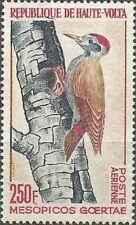 Timbre Oiseaux Haute Volta PA18 ** lot 23882