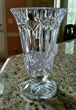 """WATERFORD CRYSTAL BALMORAL"""" 10"""" VASE  BRAND NEW IN THE BOX ."""