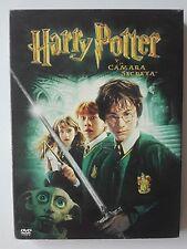 HARRY POTTER Y LA CAMARA SECRETA - 2 DVD - EDICIÓN CON EXTRAS - RARA DE VER