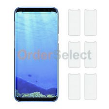 6X LCD Ultra Clear HD Screen Protector for Android Phone Samsung Galaxy S8 Plus