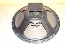 "Vintage Rola 12"" Tube Instrument Speaker *Alnico Magnet*16 Ohm*Ribbed Cone*1964"