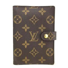 100% Authentic Louis Vuitton Monogram Agenda PM Notebook Cover /u259