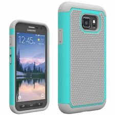 For Samsung Galaxy S7 Active G891 Case Hybrid Rugged Rubber Armor Hard Cover