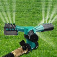 360° Automatic Rotating Lawn Sprinkler Garden Water Sprinkler Irrigation