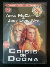 Crisis On Doona RARE CD AUDIO BOOK 3 DISC SET
