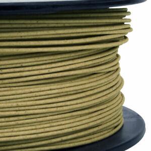 Gizmo Dorks Wood Fill PLA 3D Printer Filament 1.75mm or 3mm 1kg for 3D Printing