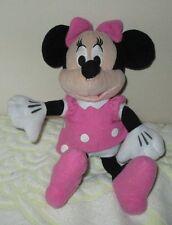 "Disney Minnie #2 10"" Plush Doll"