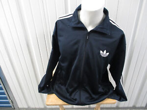 VINTAGE ADIDAS MLS ALL STAR GAME 2009  XL SEWN SUPER STAR WARM-UP BLUE JACKET
