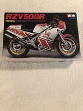 TAMIYA -  Yamaha RZV500R 1/12 scale motorcycle model kit -