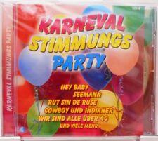 Karneval Stimmungs Party + CD + Tolles Album + 18 Songs mit Stimmungsgarantie +