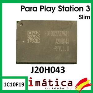CHIP IC WIFI PLAY STATION 3 SLIM 3000 J20H043 CONTROLADOR WI-FI REPUESTO PS3