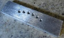 Acoustic Guitar Bridge Pin Hole Drill Guide USA Luthier Made Arc Configuration