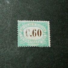 San Marino Stamp Scott#  J5  Postage Due  1897-1920  MH L310