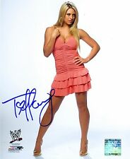 TIFFANY TARYN TERRELL WWE DIVA SIGNED AUTOGRAPH 8X10 PHOTO #1 W/ PROOF