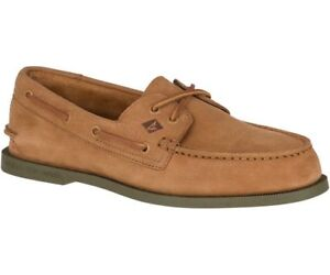 SPERRY AUTHENTIC/ORIGINAL 2 EYE BOAT SHOES - MULTIPLE COLORS - WASHABLE SHOE