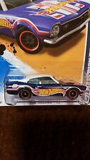 RARE-SUPER- '71 MAVERICK GRABBER -HOT WHEELS-2012-VHTF-TREASURE HUNT 1 OF 15